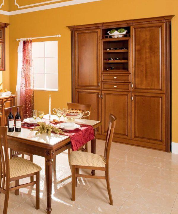 "Кухня Луизиана | Мебельная фабрика ""Гепард"""