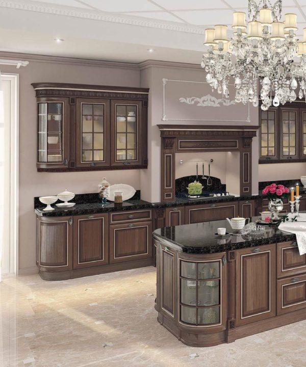 "Кухня Орнела | Мебельная фабрика ""Гепард"""