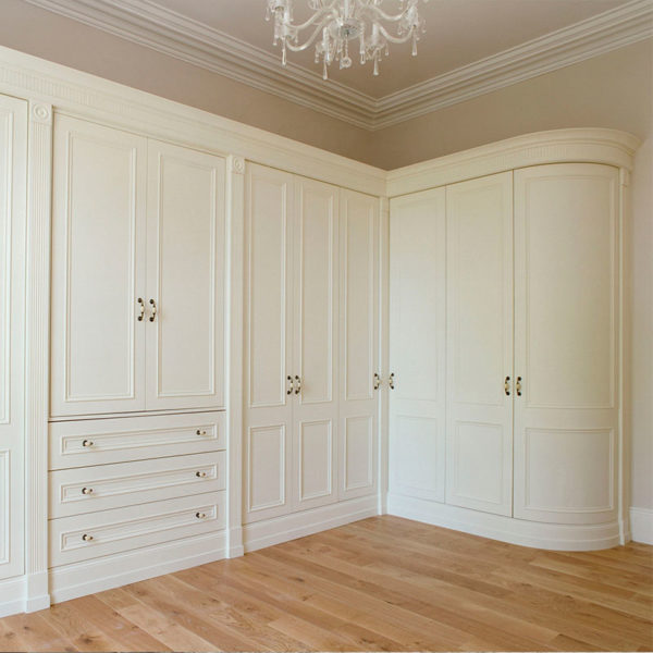 "Шкаф распашной - Вариант №4 | Мебельная фабрика ""Гепард"""